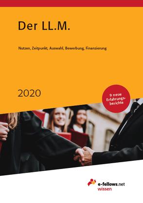 Der LL.M. 2020 von Hies,  Michael, Koch,  Michael
