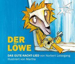 Der Löwe von Leisegang,  Norbert, Leps,  Irene, Warnecke,  Antje