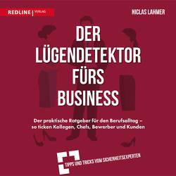 Der Lügendetektor fürs Business von Lahmer,  Niclas, Wolter,  Peter
