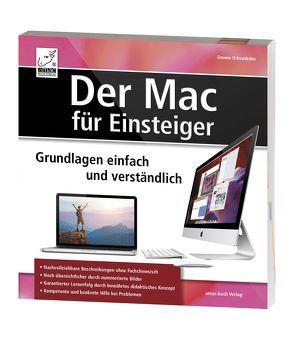 Der Mac für Einsteiger – Grundlagen einfach und verständlich von Ochsenkühn,  Simone