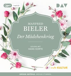 Der Mädchenkrieg von Bieler,  Manfred, Korte,  Hans