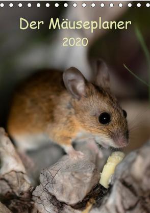Der Mäuseplaner (Tischkalender 2020 DIN A5 hoch) von Photography by Nicole Köstler,  Passion