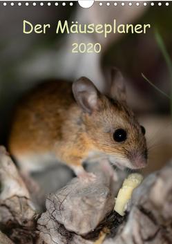 Der Mäuseplaner (Wandkalender 2020 DIN A4 hoch) von Photography by Nicole Köstler,  Passion