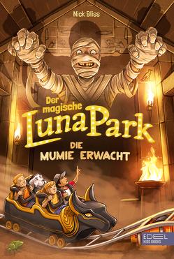 Der magische Lunapark von Bliss,  Nick, Grubing,  Timo