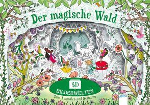 Der magische Wald von Bär,  Judith, Hurst,  Ceri