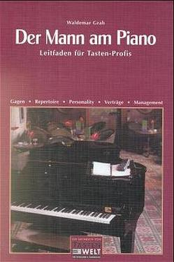 Der Mann am Piano von Grab,  Waldemar