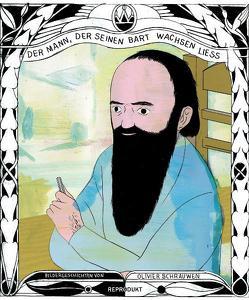 Der Mann, der seinen Bart wachsen ließ von Lethi,  Helge, Schrauwen,  Olivier