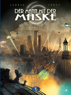 Der Mann mit der Maske #1 von Créty,  Stéphane, Funke,  Saskia, Lehmann,  Serge