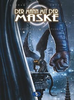 Der Mann mit der Maske #3 von Créty,  Stéphane, Funke,  Saskia, Lehman,  Serge
