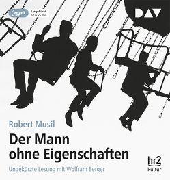 Der Mann ohne Eigenschaften von Berger,  Wolfram, Musil,  Robert