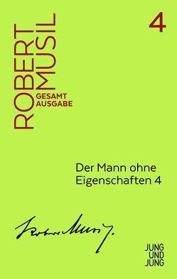 Der Mann ohne Eigenschaften 4 von Fanta,  Walter, Musil,  Robert
