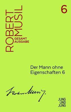 Der Mann ohne Eigenschaften 6 von Fanta,  Walter, Musil,  Robert