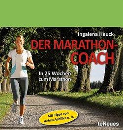 Der Marathon-Coach Tagesabreißkalender von I. Heuck, teNeues Calendars & Stationery