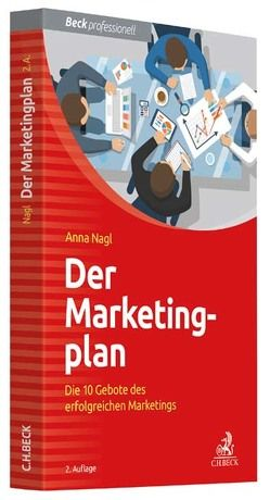 Der Marketingplan von Nagl,  Anna