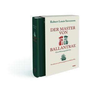 Der Master von Ballantrae von Stevenson,  Robert Louis, Walz,  Melanie