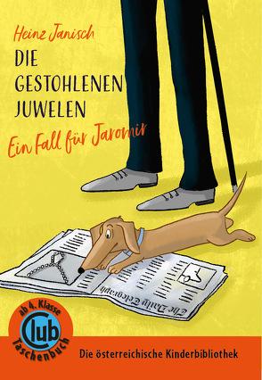 Der Meisterdieb im Museum von Janisch,  Heinz, Krause,  Ute