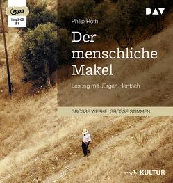 Der menschliche Makel von Hentsch,  Jürgen, Roth,  Philip, van Gunsteren,  Dirk