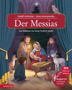 Der Messias von Herfurtner,  Rudolf, Severynovska,  Anna