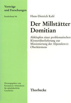 Der Millstätter Domitian von Kahl,  Hans D