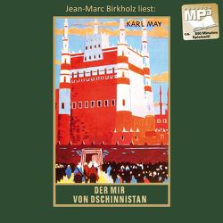 Der Mir von Dschinnistan von Birkholz,  Jean-Marc, May,  Karl