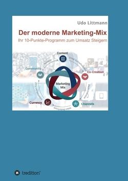 Der moderne Marketing-Mix von Littmann,  Udo