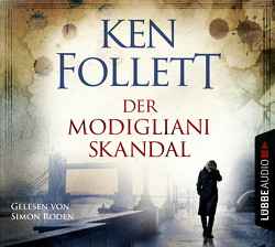 Der Modigliani-Skandal von Follett,  Ken, Panske,  Günter, Roden,  Simon