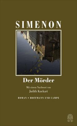 Der Mörder von Simenon,  Georges