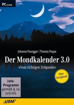 Der Mondkalender 3.0 von Paungger,  Johanna, Poppe,  Thomas