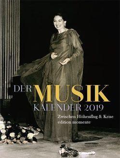 Der Musik Kalender 2019