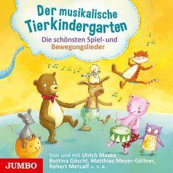 Der musikalische Tierkindergarten von Ferri, Goeschl,  Bettina, Metcalf,  Robert, Meyer-Göllner,  Matthias