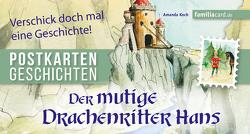 Der mutige Drachenritter Hans von Höhne,  Klaus, Koch,  Amanda