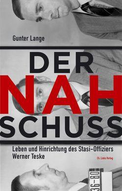 Der Nahschuss von Lange,  Günter