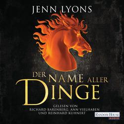 Der Name aller Dinge von Hofstetter,  Urban, Kuhnert,  Reinhard, Lyons,  Jenn, Pfingstl,  Michael
