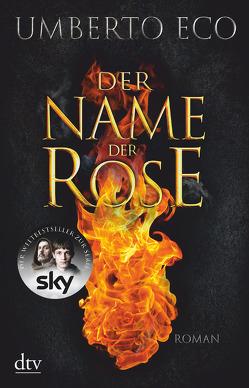 Der Name der Rose von Eco,  Umberto, Kroeber,  Burkhart