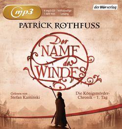 Der Name des Windes von Kaminski,  Stefan, Möhring,  Hans Ulrich, Rothfuss,  Patrick, Schwarzer,  Jochen