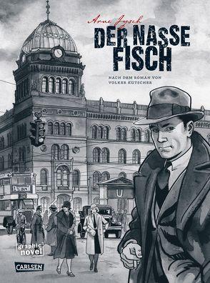Der nasse Fisch (erweiterte Neuausgabe) von Jysch,  Arne, Kutscher,  Volker