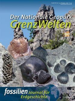Der Nationale Geopark GrenzWelten von Redaktion Fossilien