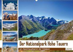 Der Nationalpark Hohe Tauern (Wandkalender 2019 DIN A2 quer) von Kramer,  Christa