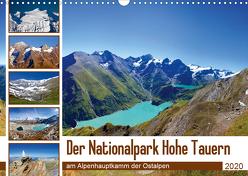 Der Nationalpark Hohe Tauern (Wandkalender 2020 DIN A3 quer) von Kramer,  Christa