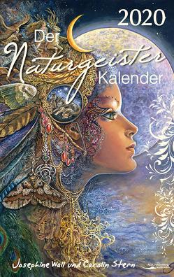 Der Naturgeister-Kalender 2020 von Stern,  Carolin, Wall,  Josephine
