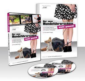 Der neue Hundeführerschein – leicht gemacht! BUCH & DVD von Falke,  Kristina, Ziemer,  Jörg