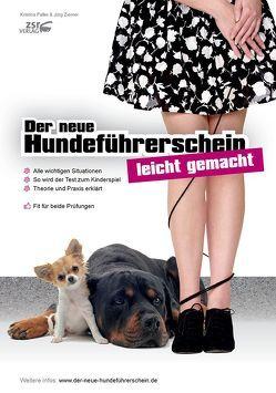 Der neue Hundeführerschein – leicht gemacht! von Falke,  Kristina, Ziemer,  Jörg