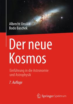 Der neue Kosmos von Baschek,  Bodo, Unsöld,  Albrecht