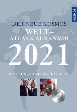 Der neue Kosmos Welt-Atlas & Weltalmanach 2021 mit CD-Rom