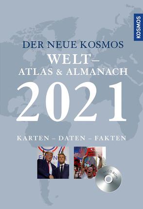 Der neue Kosmos Welt- Atlas und Almanach mit CD-ROM von noch unbekannt,  -