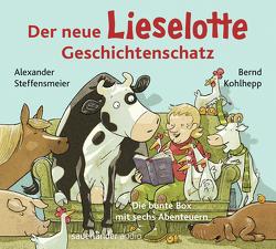 Der neue Lieselotte Geschichtenschatz von Kohlhepp,  Bernd, Lötz,  Thomas, Steffensmeier,  Alexander