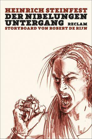 Der Nibelungen Untergang von de Rijn,  Robert, Steinfest,  Heinrich