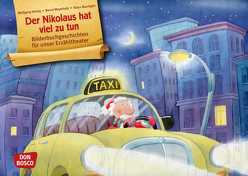 Der Nikolaus hat viel zu tun von Baumgart,  Klaus, Hering,  Wolfgang, Meyerholz,  Bernd