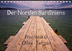 Der Norden Sardiniens (Tischkalender 2019 DIN A5 quer) von ppicture