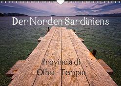 Der Norden Sardiniens (Wandkalender 2019 DIN A4 quer) von ppicture